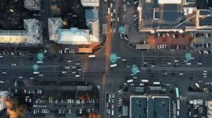 Nueva tecnología de posicionamiento de Vodafone para rastrear vehículos,  drones y mercancías